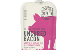 UNCURED BACON BABY FOOD