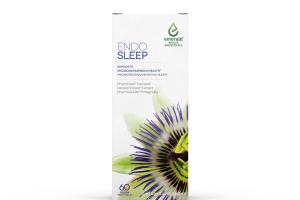 ENDO SLEEP PHYTOCANN COMPLEX PASSION FLOWER EXTRACT PHARMAGABA + MAGNOLIA SUPPORTS ENDOCANNABINOID HEALTH DIETARY SUPPLEMENT VEGAN SOFTGELS