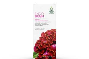 ENDO BRAIN PHYTOCANN COMPLEX BACOPA + HUPERZINE SUPPORTS ENDOCANNABINOID HEALTH DIETARY SUPPLEMENT VEGAN SOFTGELS