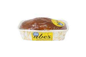 BANANA BREAD THE VEGAN POUND CAKE