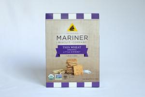 THIN WHEAT ORGANIC CRACKERS