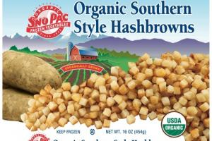 ORGANIC SOUTHERN STYLE HASHBROWNS