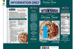 ITALIAN FARRO PEARLED ANCIENT GRAIN