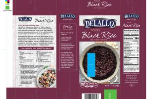 ITALIAN BLACK RICE