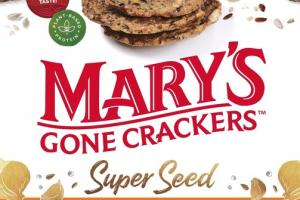 SUPER SEED EVERYTHING GONE CRACKERS
