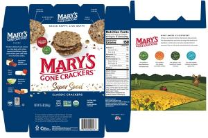 CLASSIC SUPER SEED CRACKERS