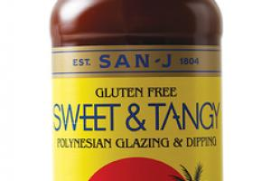 SWEET & TANGY GLUTEN FREE POLYNESIAN GLAZING & DIPPING SAUCE