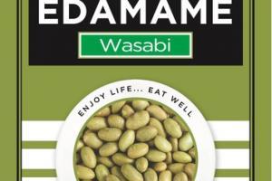WASABI DRY ROASTED EDAMAME