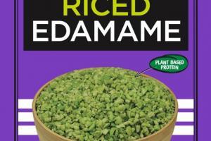 RICED EDAMAME