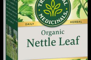 NETTLE LEAF CAFFEINE FREE HERBAL SUPPLEMENT