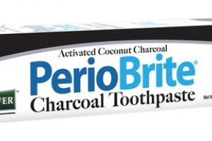ACTIVATED COCONUT CHARCOAL CHARCOAL TOOTH PASTE PEPPERMINT