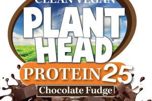 CHOCOLATE FUDGE PROTEIN 25 POWDER
