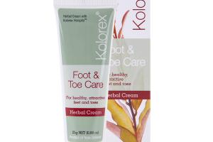 FOOT & TOE CARE HERBAL CREAM