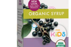 STANDARDIZED ELDERBERRY ORIGINAL SYRUP IMMUNE SUPPORT FOR KIDS DIETARY SUPPLEMENT
