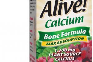 MAX ABSORPTION CALCIUM BONE FORMULA DIETARY SUPPLEMENT TABLETS