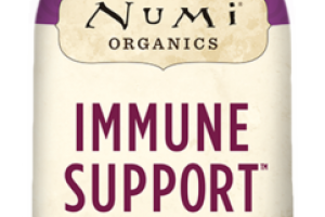 ORGANICS IMMUNE SUPPORT POMEGRANATE, ELDERBERRY & CAYENNE DAILY SUPER SHOT