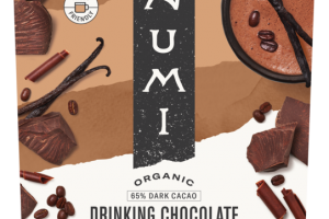 ORGANIC KICK OF MOCHA DRINKING CHOCOLATE