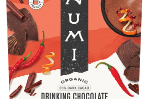 CHILI SPICE ORGANIC 65% DARK CACAO DRINKING CHOCOLATE