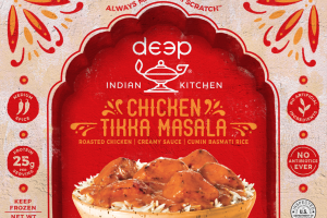 ROASTED CHICKEN TIKKA MASALA