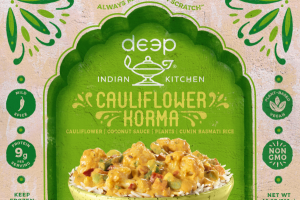 CAULIFLOWER KORMA