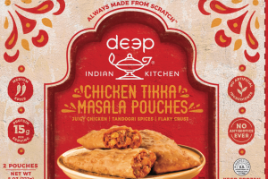 MEDIUM SPICE CHICKEN TIKKA MASALA POUCHES