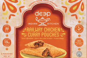 RAILWAY CHICKEN CURRY POUCHES