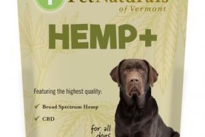 HEMP+ CHICKEN FLAVOR CHEWS FOR ALL DOGS