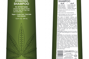 HEMP HYDRATING SHAMPOO