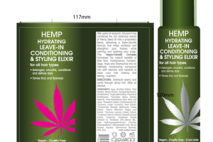 HEMP HYDRATING LEAVE-IN CONDITIONING & STYLING ELIXIR