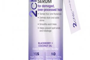 REPAIRING SUPER POTION HAIR OIL SERUM FOR DAMAGED, OVER-PROCESSED HAIR, BLACKBERRY + COCONUT OIL