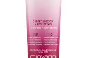 ULTRA LUXURIOUS SOOTHING HAIR MASK CONDITIONER CHERRY BLOSSOM + ROSE PETALS
