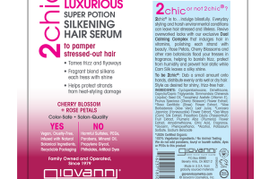 ULTRA LUXURIOUS SUPER POTION SILKENING HAIR SERUM CHERRY BLOSSOM + ROSE PETALS