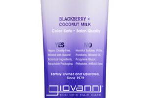 REPAIRING CONDITIONER FOR DAMAGED, OVER-PROCESSED HAIR BLACKBERRY + COCONUT MILK