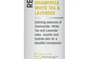 RELAXING FACIAL PRIME & SETTING MIST CHAMOMILE WHITE TEA & LAVENDER