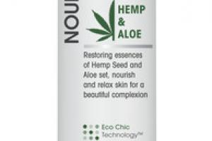 FACIAL PRIME & SETTING MIST HEMP & ALOE
