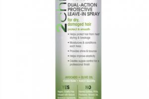 ULTRA MOIST DUAL-ACTION PROTECTIVE LEAVE-IN SPRAY AVOCADO + OLIVE OIL