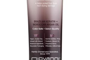ULTRA SLEEK SOFT-HOLD HAIR STYLING GEL FOR ALL HAIR TYPES, BRAZILIAN KERATIN + MOROCCAN ARGAN OIL
