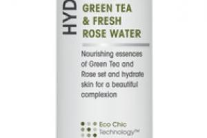 HYDRATING FACIAL PRIME & SETTING MIST GREEN TEA & FRESH ROSE WATER