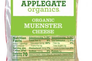 ORGANIC MUENSTER CHEESE