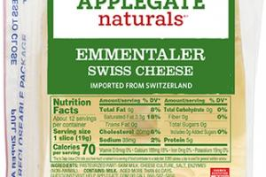 EMMENTALER SWISS CHEESE
