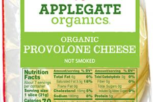 PROVOLONE ORGANIC CHEESE