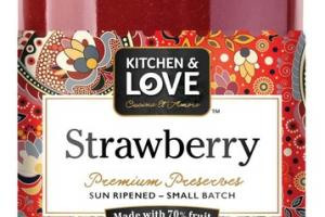 STRAWBERRY PREMIUM PRESERVES