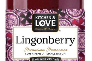 LINGONBERRY PREMIUM PRESERVES