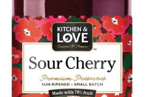 SOUR CHERRY PREMIUM PRESERVES