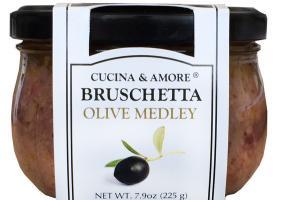 BRUSCHETTA OLIVE MEDLEY