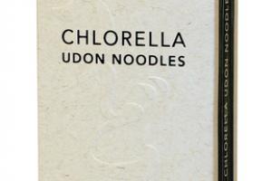 CHLORELLA UDON NOODLES
