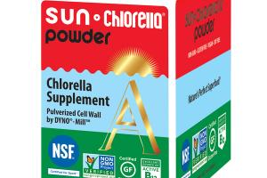 CHLORELLA POWDER SUPPLEMENT A PACKETS
