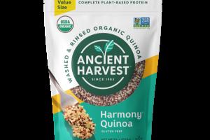 HARMONY QUINOA COMPLETE PLANT-BASED PROTEIN