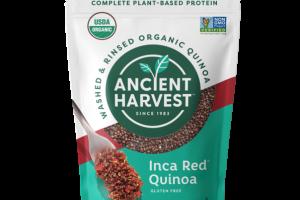 INCA RED ORGANIC QUINOA