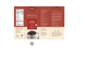 REISHI ELEUTHERO MUSHROOM ADAPTOGEN BLEND FRENCH DARK ROAST COFFEE